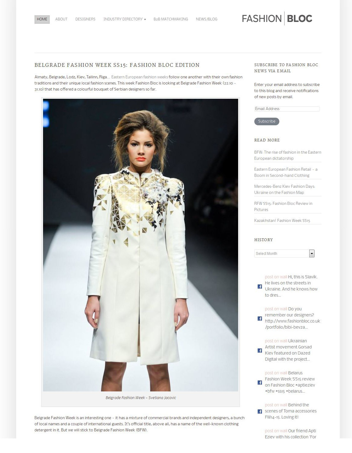 FASHIONBLOCK.CO.UK, November 2014